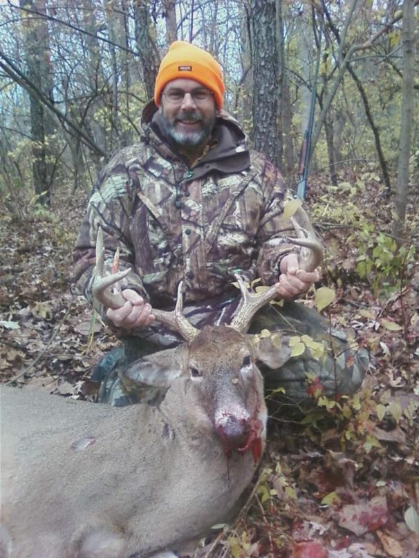 lesson from hell from Michiana Taxidermy | Indiana Sportsman