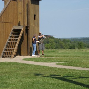 Skeet at Sugar Creek Sporting Clays